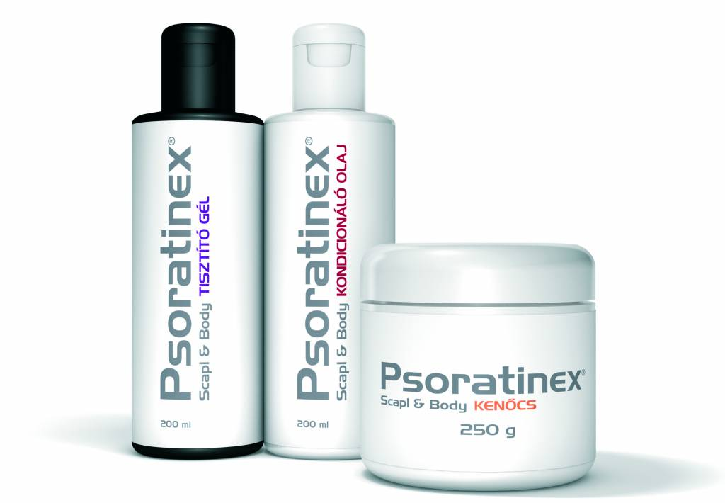 Psoratinex Szett